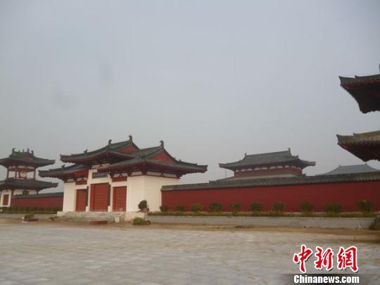 古缯国博物馆河南落成 曾姓祭拜始祖大典将举行
