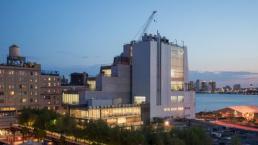 惠特尼博物馆新址开幕在即