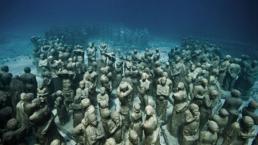 欧洲将建成首座水下博物馆 带游客水中观世界