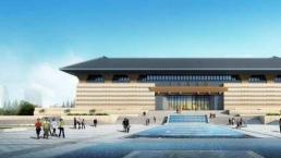 金大陆作品丨定州博物馆即将对公众开放