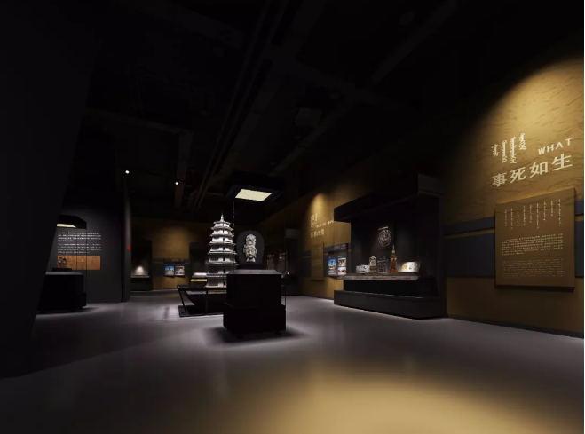 深度解读丨金大陆作品《大辽契丹》展览设计制作思路