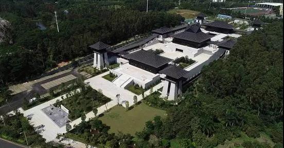 金大陆作品 | 南汉二陵博物馆