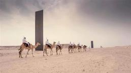 让你大开眼界的卡塔尔雕塑