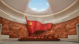 金大陆作品入选庆祝中国共产党成立100周年精品展推介名单