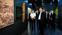 习近平河北行丨让文物说话 让历史说话—走进承德博物馆